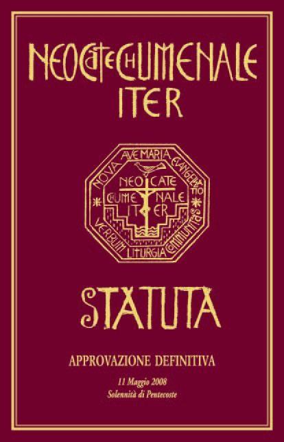 Cammino neocatecumenale un altra approvazione ma c for Arredi liturgici cammino neocatecumenale