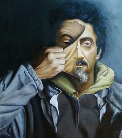 Il volto e la maschera - Magritte uomo allo specchio ...