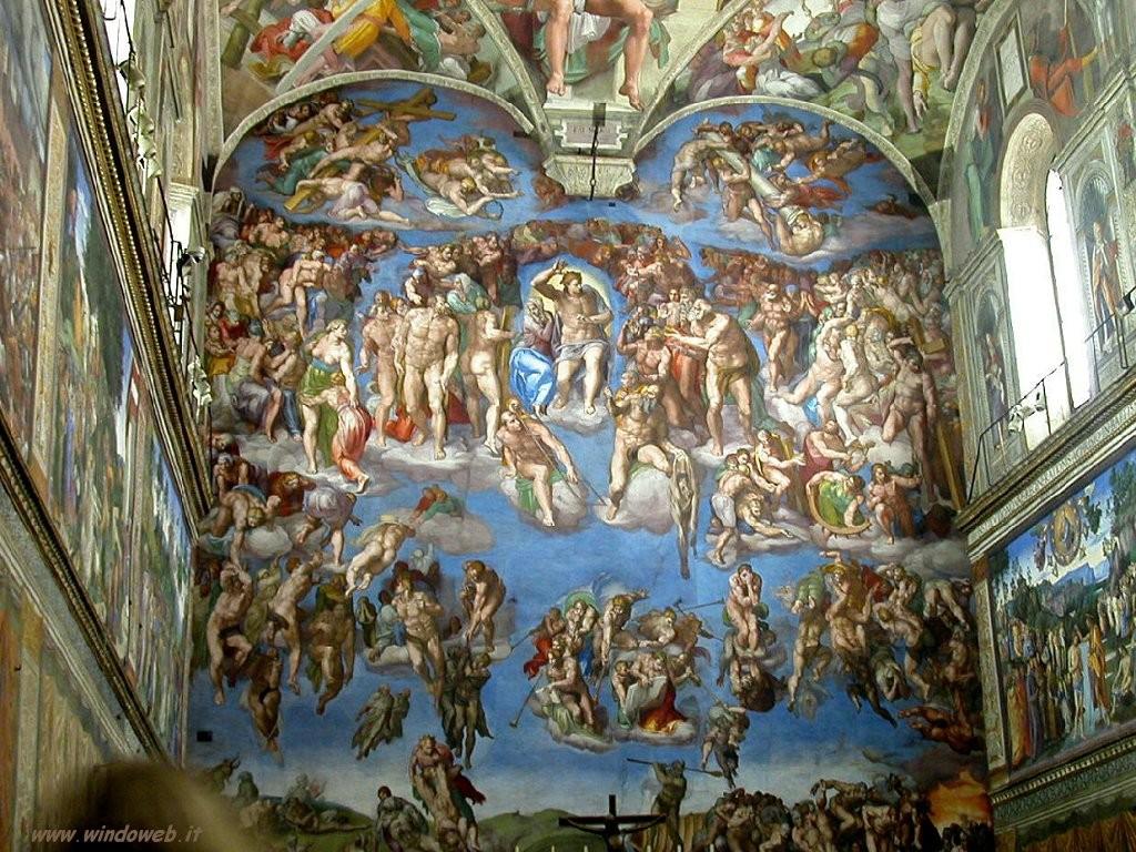 Il Cielo Tra Le Pareti La Cappella Sistina Le Sue Storie
