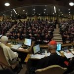 Il Sinodo dei vescovi inizia dal 'basso'
