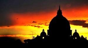 vaticano-tramonto