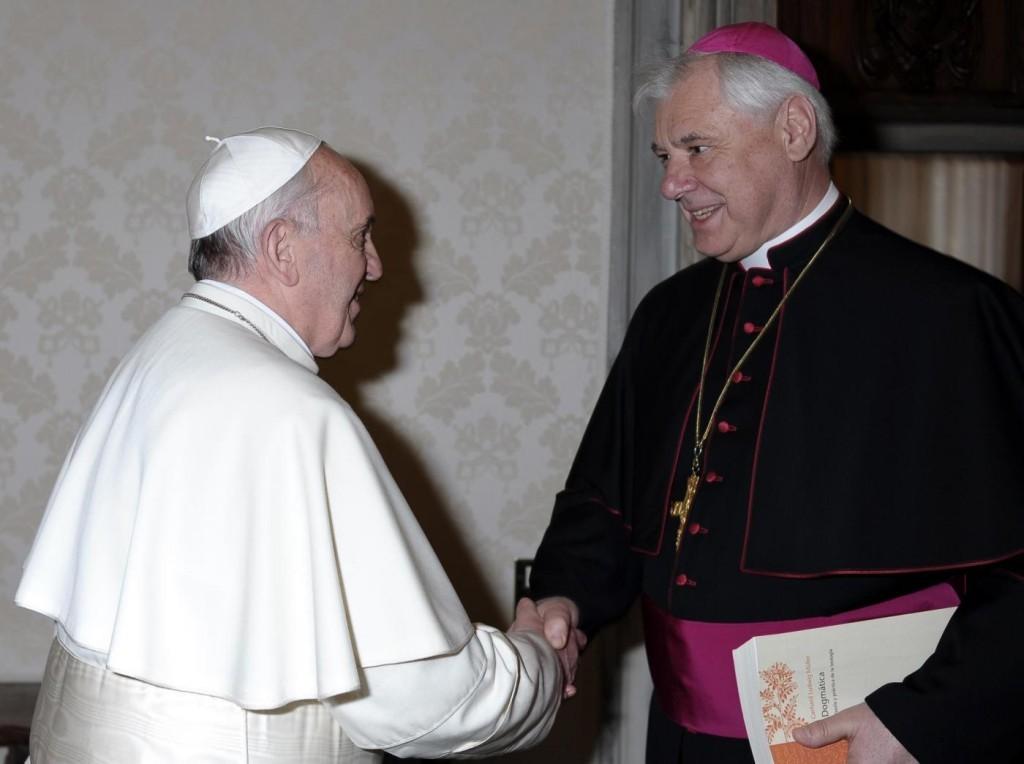 Pope Francis, Gerhard Ludwig Mueller