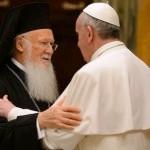 L'Antonianum consegna il dottorato honoris causa al patriarca Bartolomeo