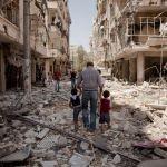 La Siria nel decimo anno di guerra nel racconto di Asmae Dachan