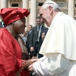 Santa Teresa d' Avila e la preghiera del Papa per le donne