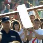 """Gmg, Papa Francesco in un videomessaggio ai giovani: """"Con il vostro coraggio cadono i muri dell'immobilismo"""""""