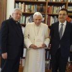 Ratzinger ricorda il Concilio Vaticano II: una splendida giornata