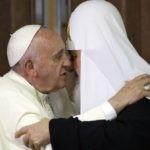 Papa Francesco e il messaggio al Patriarca Kirill: 'il mio amato fratello in Cristo'