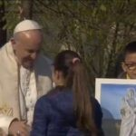 Papa Francesco alla periferia di Milano: vengo come sacerdote
