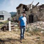 Gli agricoltori ricordano all'Italia il terremoto del 2016