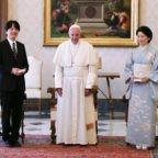 Papa Francesco ai vescovi giapponesi ricorda l'impegno missionario