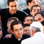 Il Papa chiede discepoli in cammino