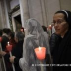 Papa Francesco: la misericordia è mezzo di evangelizzazione