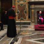 Premio Ratzinger ai teologi Dieter e Menke e al M° Pärt