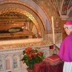 Mons. Napolioni esorta ad imitare sant'Omobono