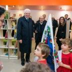 Un altro Arsenale del Sermig inaugurato dal presidente Mattarella