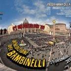 A Roma la Benedizione dei Bambinelli con papa Francesco