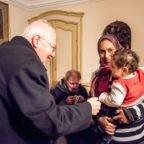 Mons. Nosiglia augura buon Natale con i Santi 'sociali'