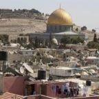 Papa Francesco invita a pregare per la pace a Gerusalemme