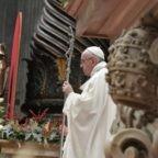 Il 2019 di Papa Francesco