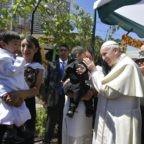 Papa Francesco: la speranza in Dio non delude