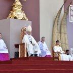 Penultimo giorno della visita del Papa in Cile e Perù