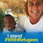 Alessandra Morelli, una vita all'UNHCR a fianco dei rifugiati