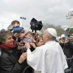 Papa ai parrocchiani: ascoltate Gesù