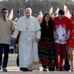 Il papa ai giovani: la GMG è per coraggiosi!