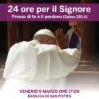 Il papa ai giovani: il perdono è una grazia