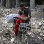 Dalla Siria con dolore
