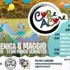 COReACore a Roma: giornata di giochi e sport per parrocchie e famiglie a Parco Schuster