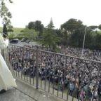 Papa Francesco affida la pace alle preghiere del mese mariano
