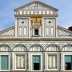 Aperta la Porta Santa per il Millenario della Basilica di san Miniato al Monte a Firenze
