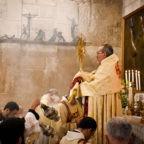 Mons. Pizzaballa: l'Eucarestia è un dono per il quale dobbiamo essere preparati
