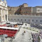 Papa invita a fare la professione di fede di Pietro