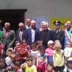 San Vincenzo de Paoli apre un centro aggregativo antisismico a Montereale