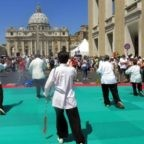 Papa Francesco: lo sport è via di santità