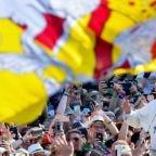 Papa Francesco ai ministranti: la santità non è per pigri