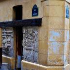 """""""Frammenti di spazi parigini"""" firmati Tombolini alla Biblioteca del Ministero delle Politiche Agricole"""