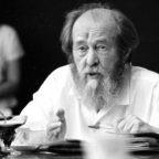 A 10 anni dalla morte di Aleksandr Solženicyn