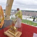 Papa Francesco a Dublino spiega la Pentecoste domestica