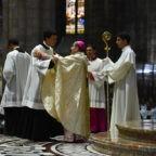 La Chiesa di Milano vuole bene al papa