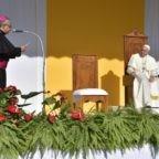 Da Piazza Armerina il papa rilancia l'evangelizzazione