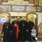Il card Sandri in Slovacchia per il 200° anniversario dell'Eparchia di Presov prega per i giovani