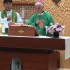 Mons. D'Ercole affida la città di Ascoli Piceno alla Madonna