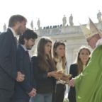 Papa Francesco sollecita i giovani a sperare