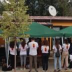 Tornano ad Amatrice gli studenti dell'Università Europea di Roma e i giovani del Regnum Christi