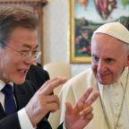 La Corea invita il papa
