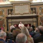 Papa Francesco: la soglia del rispetto fondamentale della vita umana è violata